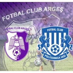 Tribuna 1: FC Argeș -...